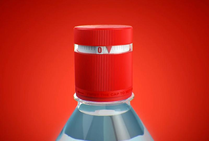 创意矿泉水包装瓶盖与结构创意包装人设计联盟-包装网图片